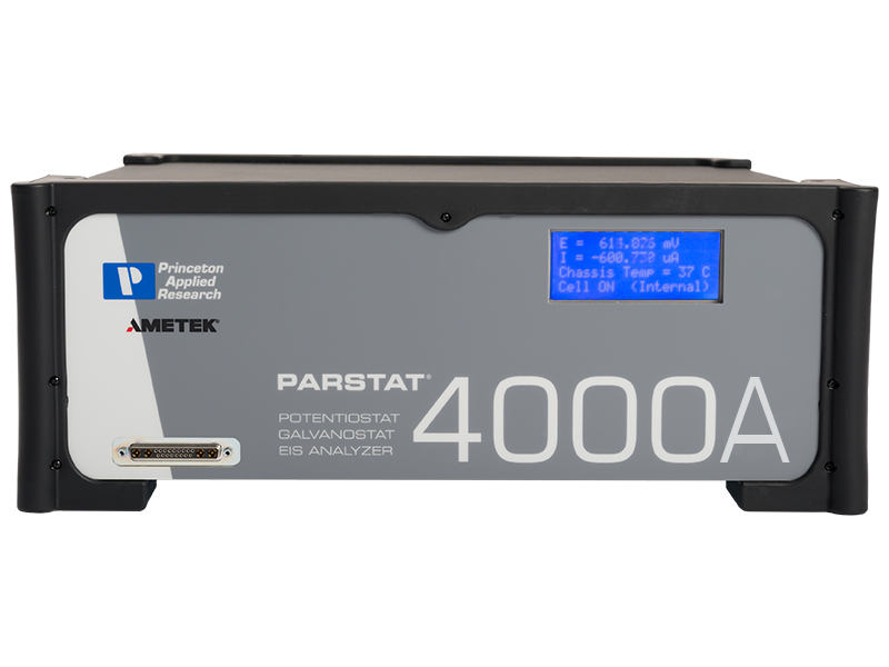 Princeton Applied Research - PARSTAT4000A - Front