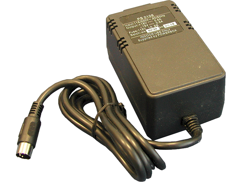 Signal Recovery - Power Supply PS0108 - For 5105, 5106, 5113, 5182, 5183, 5184, 5185, 5186, 5187, 5188A and 5188B