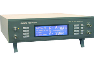 7265 Dual Phase DSP Lock-in Amplifier | Signal Recovery