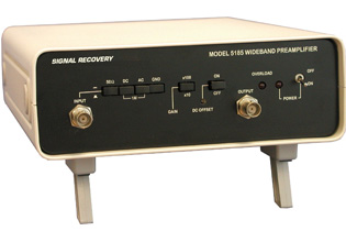 Model - 5185 Wideband Preamplifier
